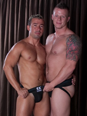 Dominik Rider & Justin Jameson - Hot Barebacking #2