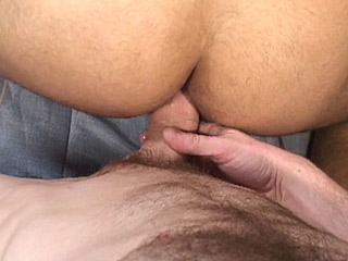 Diego loves to work cock with his talented Latin ass, and Damien is a guy who loves to throw down in every position twice. Diego gets jack hammered, and flipped in every direction in this video. Damien is clearly calling all the shots from force-feeding Diego his load, to making sure not a drop is wasted when he loads up his ass.