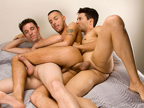 Gabriel D'Alessandro, Gio Ryder and RJ Cummings